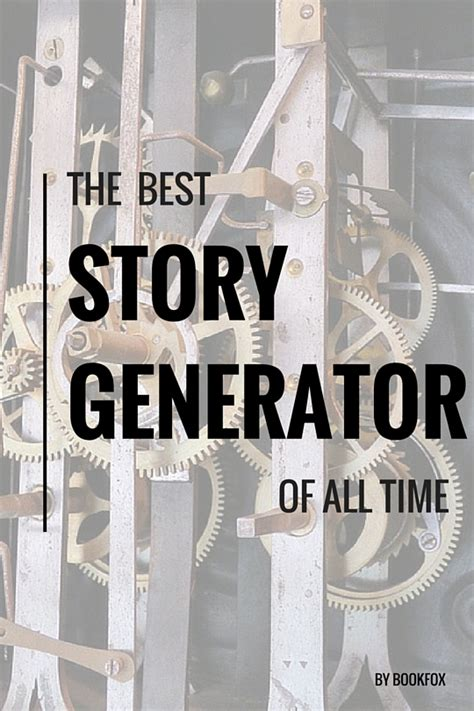 The Best Story Idea Generator You'll Ever Find