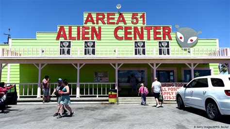 Area 51: Why does a military compound in the desert