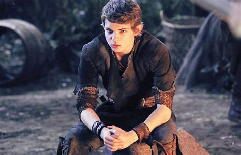 Funky MBTI in Fiction · Once Upon a Time: Peter Pan [ENTJ]