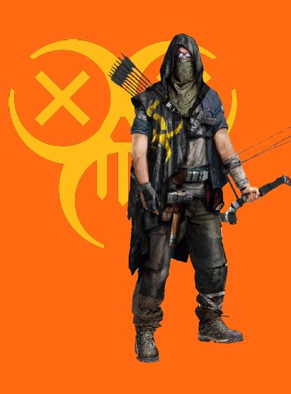 The Division 2 - Factions - Division 2 tracker | Division