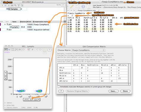 The Daily Dongle: Comp Matrix file tips
