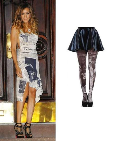 Dress up Your Legs Sex And The City Style …… - Paperblog