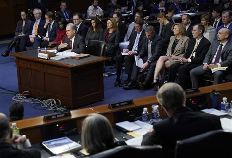 Horowitz Questioned On Claim That The FBI Was Meddling In