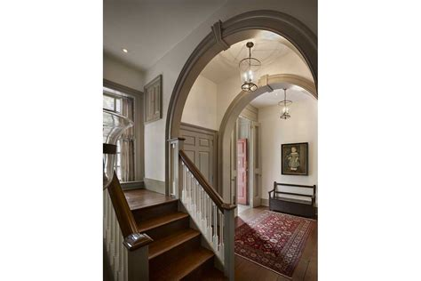 Federal Townhouse - Marguerite Rodgers Interior Design