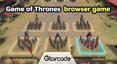 The hype for Game of Thrones browser game! - NEWRPG