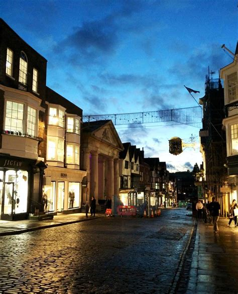Guildford town! | Surrey meets Malaysia