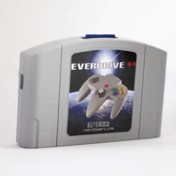 Everdrive 64 V3 (Cartridge Form) With Shell - Retro Towers