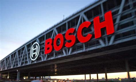 Bosch eyes in the 'Cloud' space to compete American