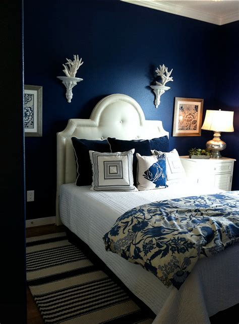 Top 9 Intense Blue Paints by Benjamin Moore - Interiors By