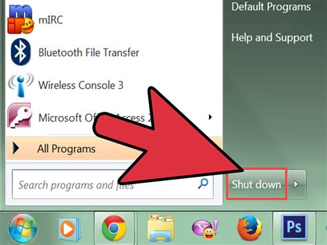How to Turn Off the Dell Inspiron 15: 6 Steps (with Pictures)