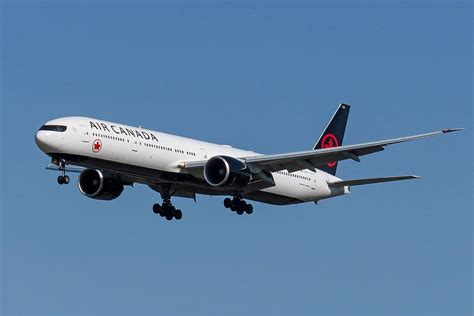 Air Canada Fleet Boeing 777-300ER Details and Pictures