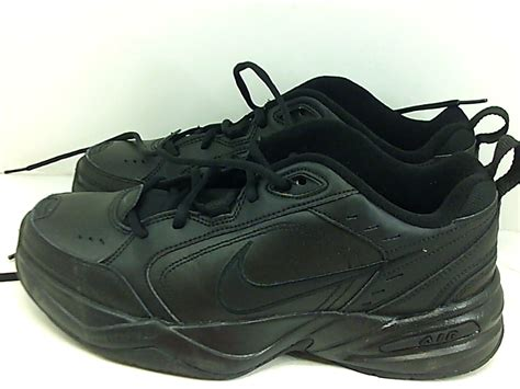 Nike Mens Air Monarch IV Low Top Lace Up Running Sneaker