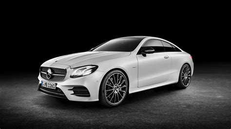 Mercedes Benz E Class Coupe AMG 2017 Wallpapers | HD