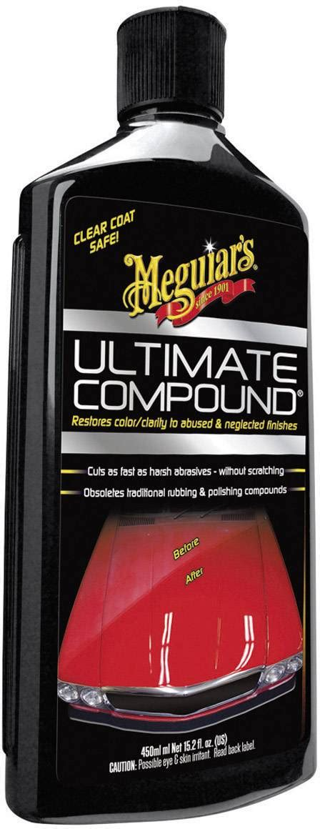 Meguiars Ultimate Compound 650139 Paint cleaner 450 ml