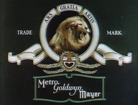 Hold that lion: a pictorial history of the MGM logo   San