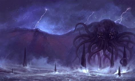 Cthulhu Comes to Hearthstone