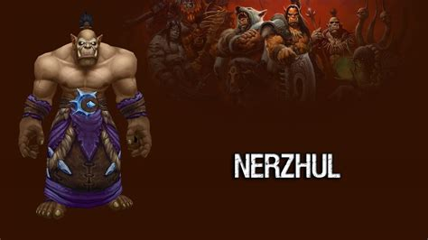Ner'zhul - Warlords of Draenor - YouTube