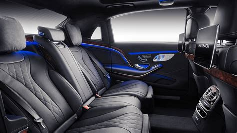 2019 Mercedes-Maybach S-Class Doubles Down On Luxury