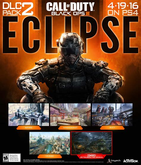 Call of Duty: Black Ops 3 Eclipse DLC Pack 2 announced