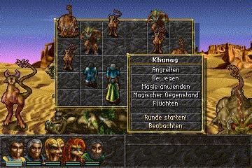 Albion Download (1995 Role playing Game)