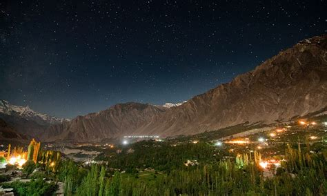 Hunza valley: A whole new spectrum of colours - Pakistan