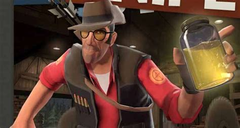 Team Fortress 2 free this weekend, comes with jar of urine