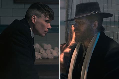 Peaky Blinders series finale: Tommy and Alfie share