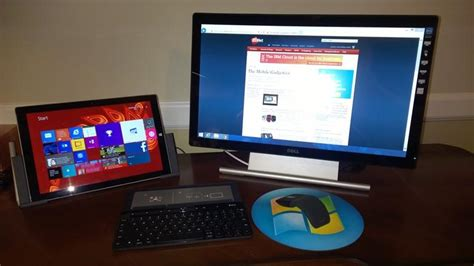 Microsoft's Surface Pro 3 Docking Station and new