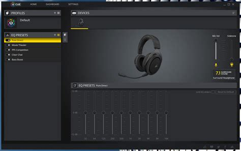 CORSAIR HS70 Wireless Gaming Headset With 7