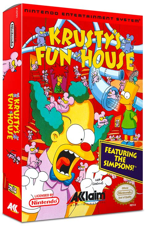 Krusty's Fun House Details - LaunchBox Games Database