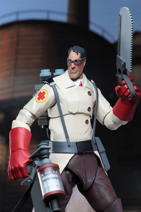 Shipping This Week – Team Fortress 2 Series 4 RED