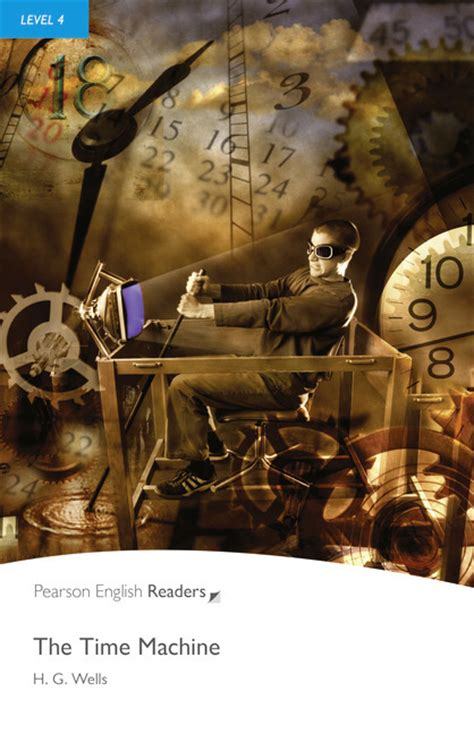 Pearson English Readers Level 4 - The Time Machine (MP3