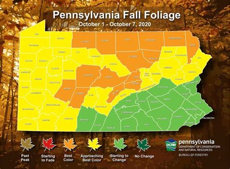 Pennsylvania Fall Foliage 2020: When To See Fall's Best Colors