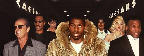 This is Not a Photo of Magic Johnson's Celebrity Crew