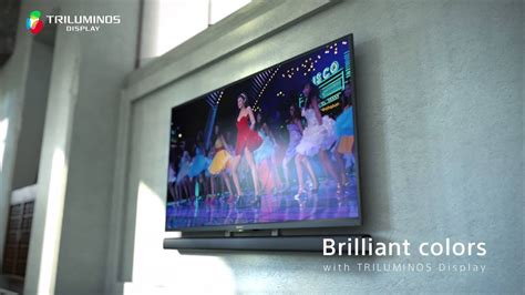 BRAVIA W950C Android TV: Unmatched Experience with Sony