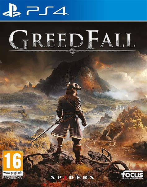 GreedFall (PS4)(New) | Buy from Pwned Games with