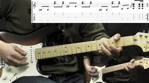 Jimi Hendrix - Foxy Lady - Rock Guitar Lesson (with Tabs