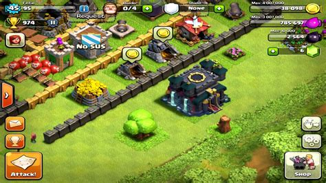 I Got Town Hall Level 11 Early :D   Clash of Clans - YouTube