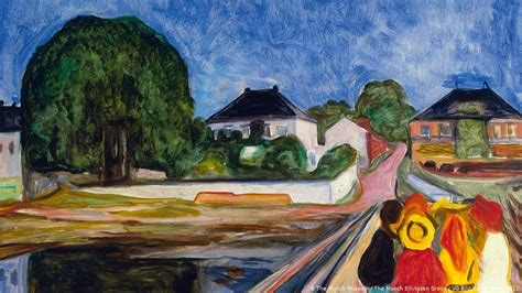 Edvard Munch painting goes under the hammer for over $54