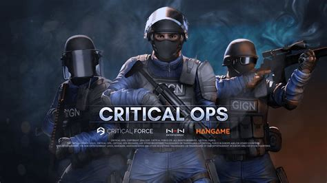 Download Critical Ops on PC - GamesCatalyst