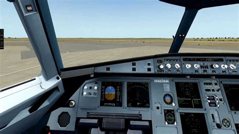 x plane Flight in the Airbus A320 neo PART 1 - YouTube
