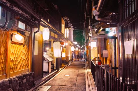 5 Popular Nightlife Hotspots in Kyoto, Japan that You Must