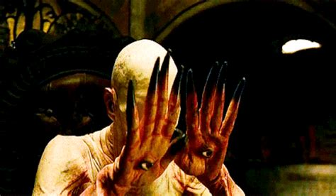 The Pale Man in 'Pan's Labyrinth' - The Scariest Faces in