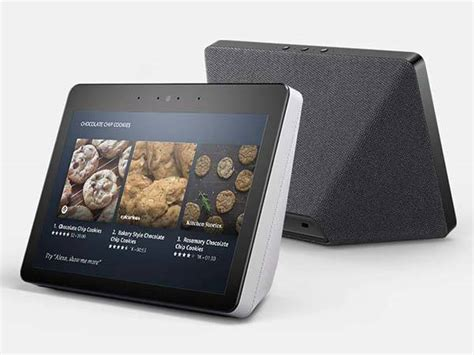 Amazon All-New Echo Show with Premium Speakers and 10-Inch