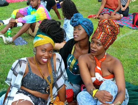 Impressions: AfroPunk 2014 | African Prints in Fashion
