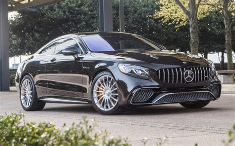 2018 Mercedes-AMG S 65 Coupe (US) - Wallpapers and HD