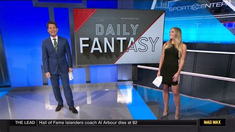 ESPN Leftovers: Cynthia Frelund and Hannah Storm - YouTube