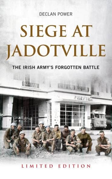 The veterans of Jadotville honoured by the Irish government