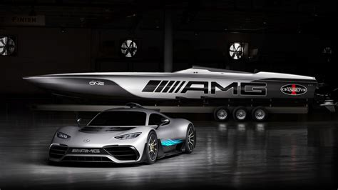 Mercedes AMG Project One 2018 4K Wallpapers | HD