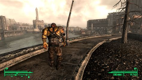 This Fallout 3 mods lets you become a supermutant   PC Gamer